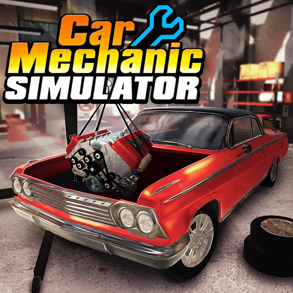 Car Mechanic Simulator sur Nintendo Switch (Dématérialisé)