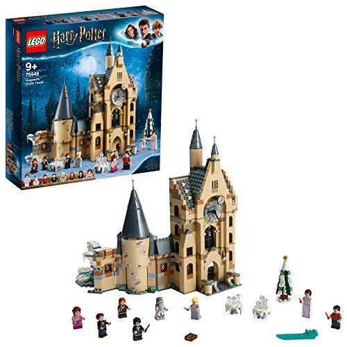 Jeu de construction Lego Harry Potter 75948 - La tour de l'horloge de Poudlard