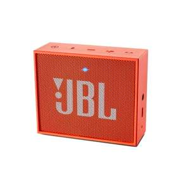 Enceinte portable sans-fil JBL Go - Bluetooth, Orange