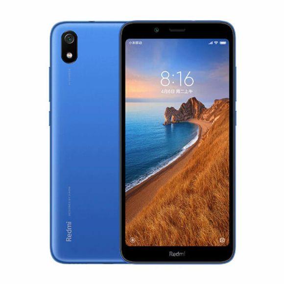 "Smartphone 5.45"" Xiaomi Redmi 7A (Bleu) - 2 Go de RAM, 16 Go de ROM, 4G (Vendeur Tiers)"