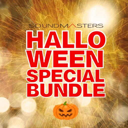 Bundle de samples audio Halloween Special (dématérialisés) - SoundMasters.org