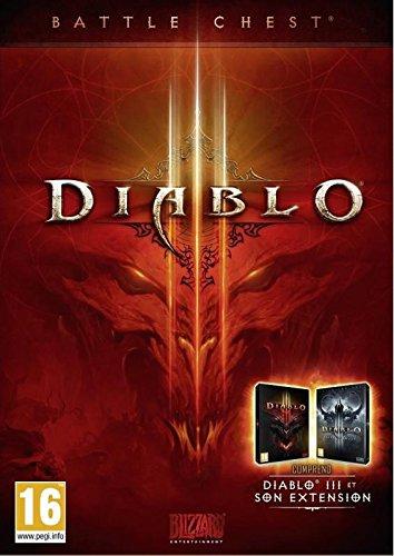 Diablo III : Battle Chest sur PC