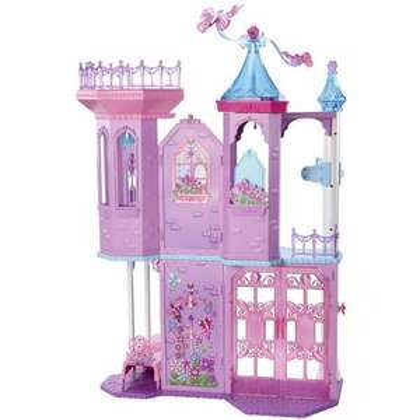 Barbie Mariposa Crystal Palace