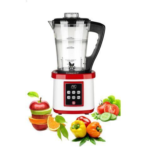 Blender chauffant en plastique A&C Home BC456 800 W - Rouge