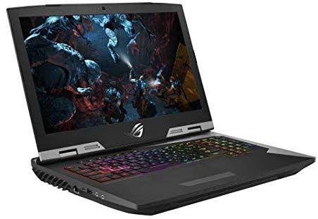 "PC portable 17.3"" Asus ROG GRIFFIN-GZ755GXR-EV014T - FHD, 144Hz,Core i7-9750H, 32Go de RAM, HDD1 1TB5 SS8G + SSD 512Go, RTX 2080 8Go, Win 10"
