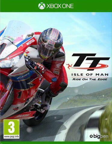 TT Isle of Man sur Xbox One