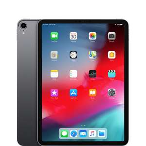 "Tablette 11"" Apple iPad Pro 2018 (WiFi) - 256 Go, Gris sidéral (Reconditionné)"