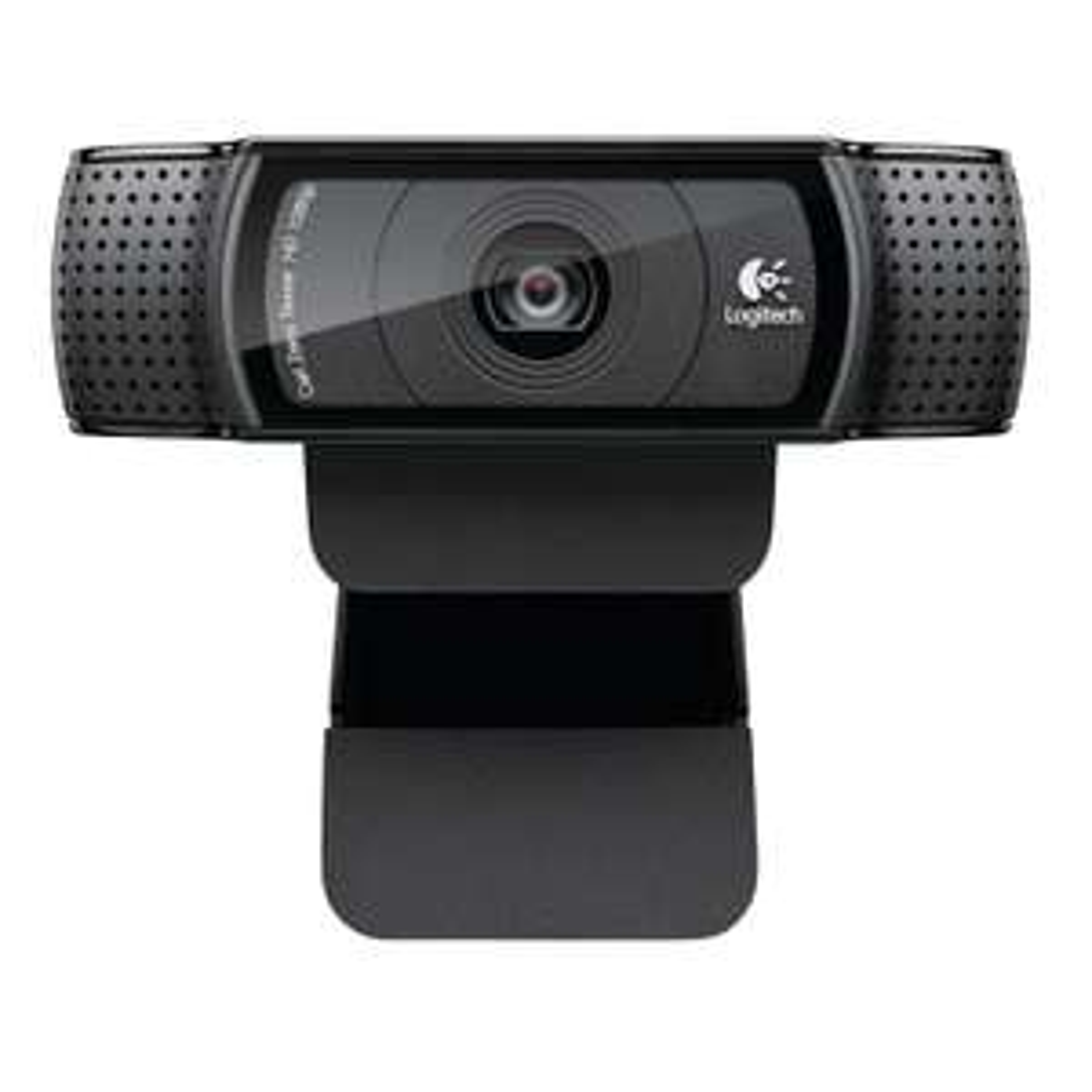 Logitech HD Pro Webcam C920 Refresh - Noir