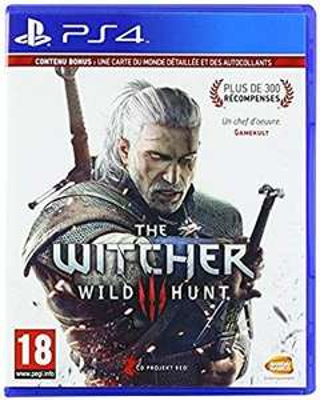 The Witcher 3 : Wild Hunt sur PS4