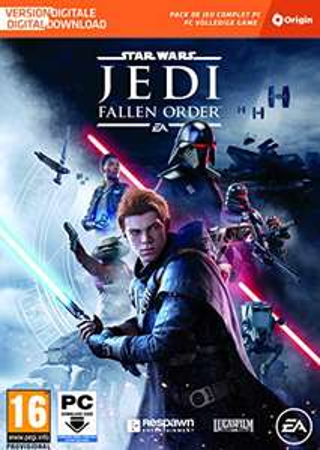 [Précommande] Star Wars Jedi: Fallen Order sur PC