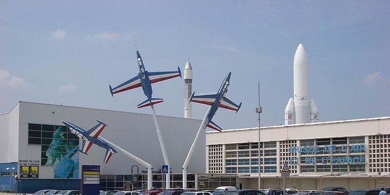 Entrée Gratuite à la Grande Galerie du Musée de l'Air et de l'Espace - Le Bourget (93)