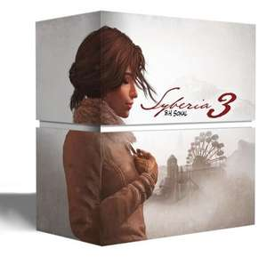 Syberia 3 Collector sur PC