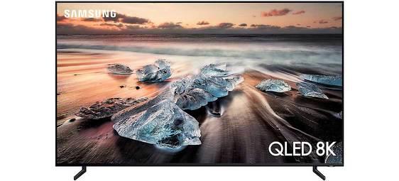 "TV QLED 75"" Samsung QE75Q900R (2018) - 8K, LED, HDR 4000 (via ODR 1000€)"
