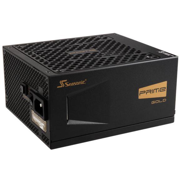 Alimentation PC Modulaire Seasonic PRIME Ultra Gold 850 - 850 W