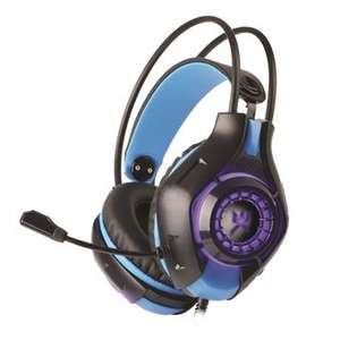 Micro-casque Gaming Rétro-éclairé Alpha Omega Players Dragon C29