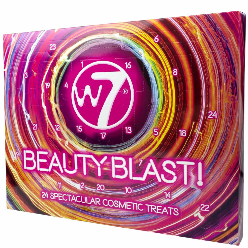 Calendrier de l'Avent - 24 mini-produits de beauté (SagaCosmetics.com)