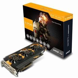 Carte graphique Sapphire TRI-X R9 290X 4Go DDR5 + 20% en bon d'achat