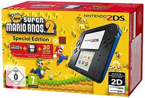 Console Nintendo 2DS + New Super Mario Bros. 2