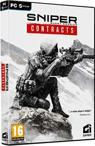 [Précommande] Sniper Ghost Warrior Contracts sur PS / Xbox One / PC