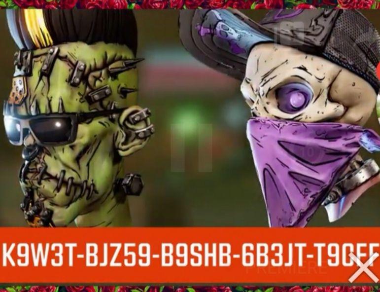 Skins Halloween offerts pour Borderlands 3 (Dématérialisé)