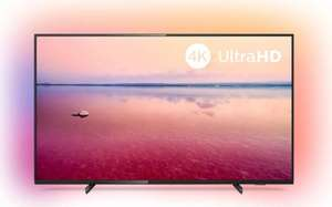"TV 70"" Philips 70PUS6704/12 - UHD 4K, HDR 10+, WiFi, Ambilight 3 cotés (+38.90€ en SuperPoints)"