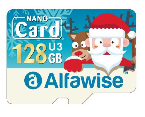 Carte micro SD Alfawise U3 - 128 Go, Class 10