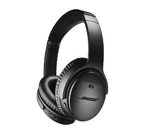 Casque audio sans-fil Bose QuietComfort 35 II - Noir