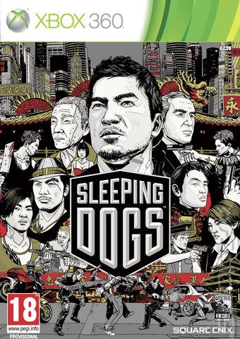 Sleeping Dogs sur XBOX 360 (Version dématérialisée)