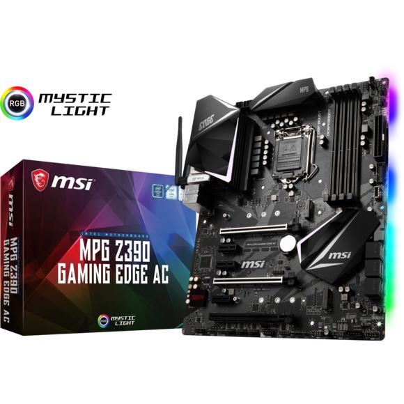Carte Mère MSI MPG Z390 Gaming Edge AC (Occasion)