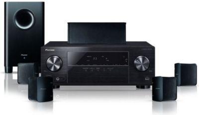 Home-cinéma Pioneer HTP105 - Noir (avec ODR 50€)