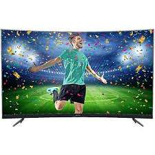 "TV 55"" Incurvée Thomson 55UD6686 - 4K UHD, HDR, Smart TV"