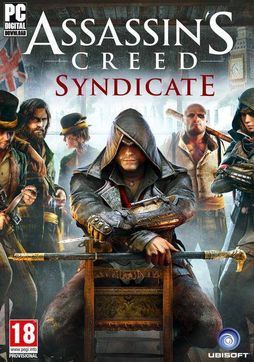 Assassin's Creed Syndicate sur PC (Dématérialisé)