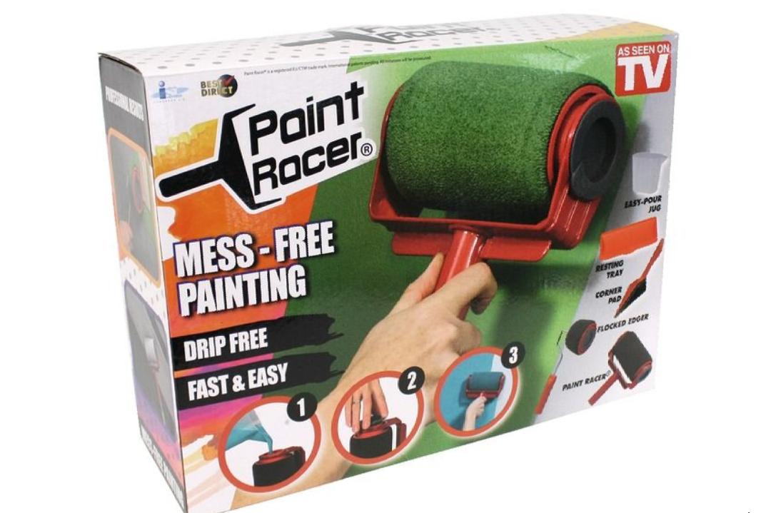 Rouleau à peinture Paint racer