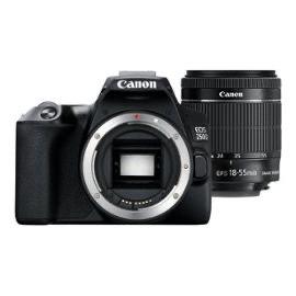 Appareil Photo Reflex Numérique Canon EOS 250D + Objectif EF-S 18-55mm f/3.5-5.6 IS STM + 41.90€ en SuperPoints (388.99€ avec RAKUTEN30)