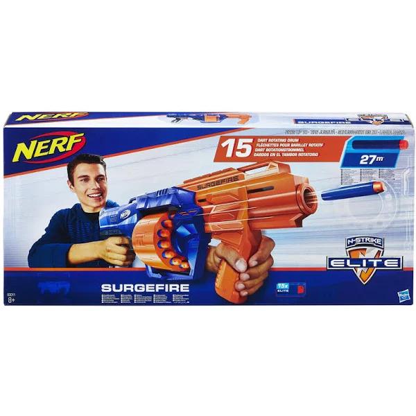 Jouet Pistolet Nerf Elite SurgeFire