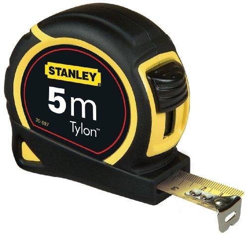 Rubans à Mesurer Bi-matière Stanley - 5 m x 19 mm