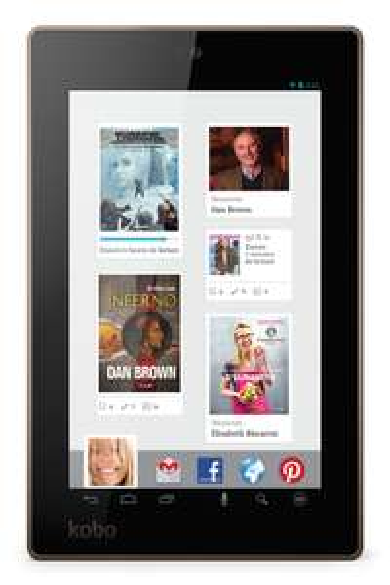 Tablette Kobo Arc 7 offerte dès 399€ d'achat en multimédia