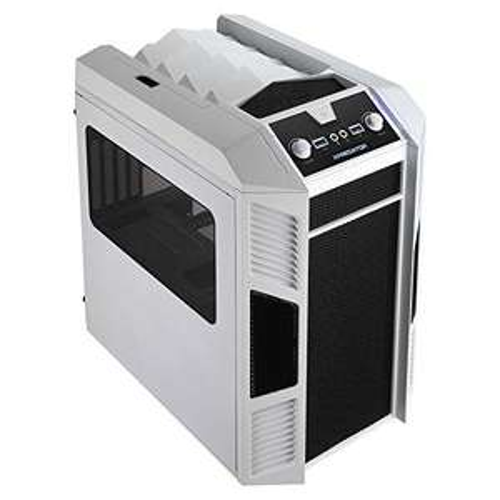 Boitier PC micro ATX Aerocool xPredator Cube - Blanc