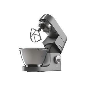 Robot pâtissier Kenwood Chef Titanium KVC7305S - 1500 Watt, Argent (+ Bol Multifonction offert via ODR)