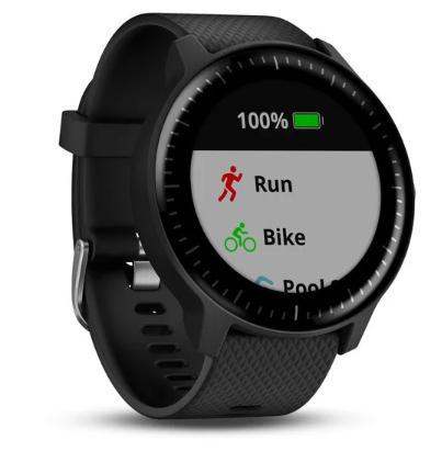 Montre connectée multisports Garmin Vivoactive 3 Music - GPS, Noir