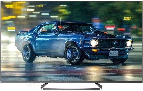 "TV 58"" Panasonic TX-58GX830E - LED, 4K UHD, HDR 10+, Dolby Vision & Atmos, 1800 Hz BMR, Smart TV"