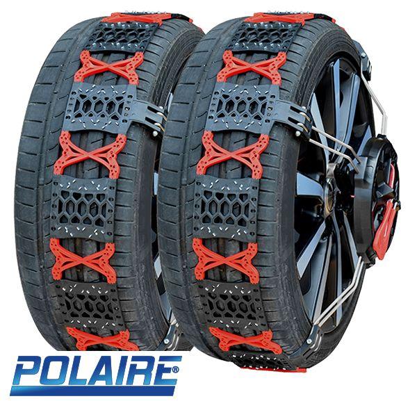 Chaine Neige Polaire Polaire Grip 60 (Pour véhicule non chainable) +23.79€ en SuperPoints (237.91€ avec le code RAKUTEN5)