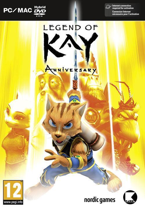 Jeu Legend of Kay Anniversary sur PC/Mac (Dématérialisé - Steam) avec Borderlands GOTY offert