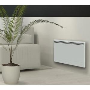 Radiateur électrique à inertie céramique Carrera New Moala - 1000 W, Chaleur douce, Programmation LCD