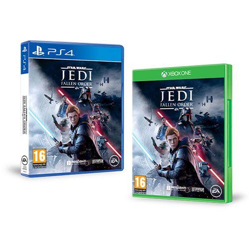 [Pré-commande] Star Wars Jedi: Fallen Order sur PS4 ou Xbox One (+5€ offerts en bon d'achat)