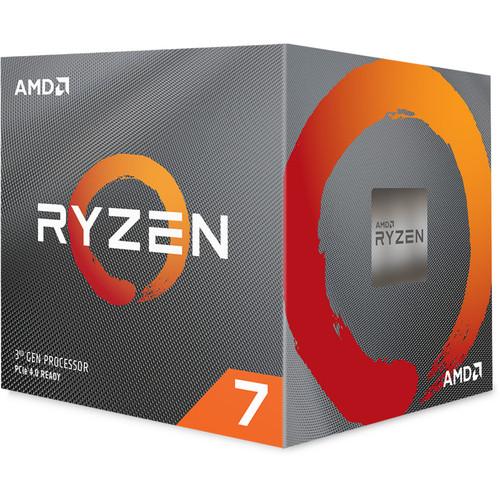 Processeur AMD Ryzen 7 3800X - Socket AM4, 3.9 GHz (4,5 GHz en mode Turbo)