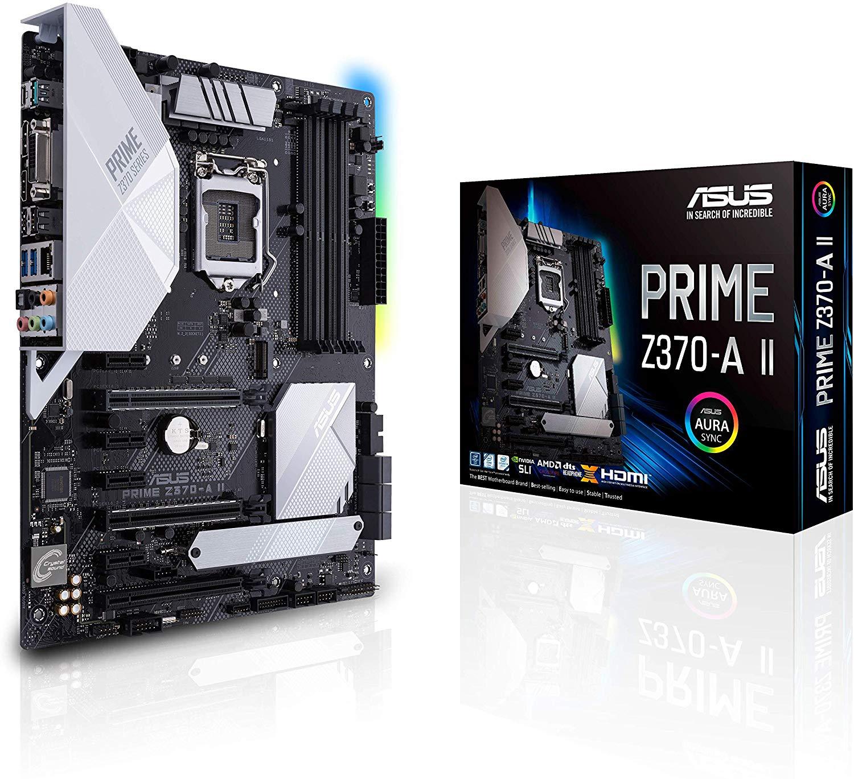 Carte mère Asus Prime Z370-A II ATX Socket 1151