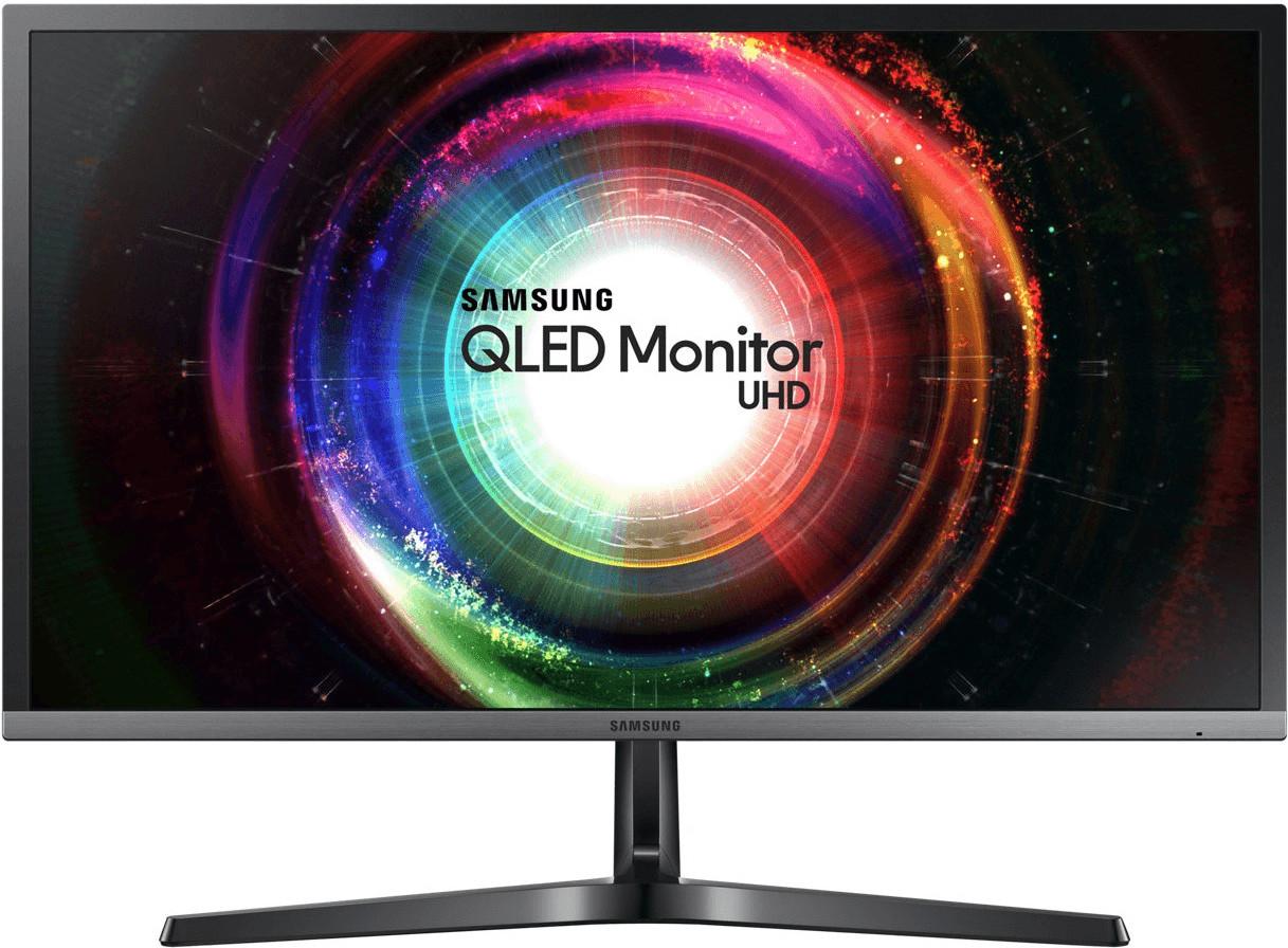 "Écran PC 27.9"" Samsung U28H750 - 4K UHD, LED TN, 1 ms, FreeSync"