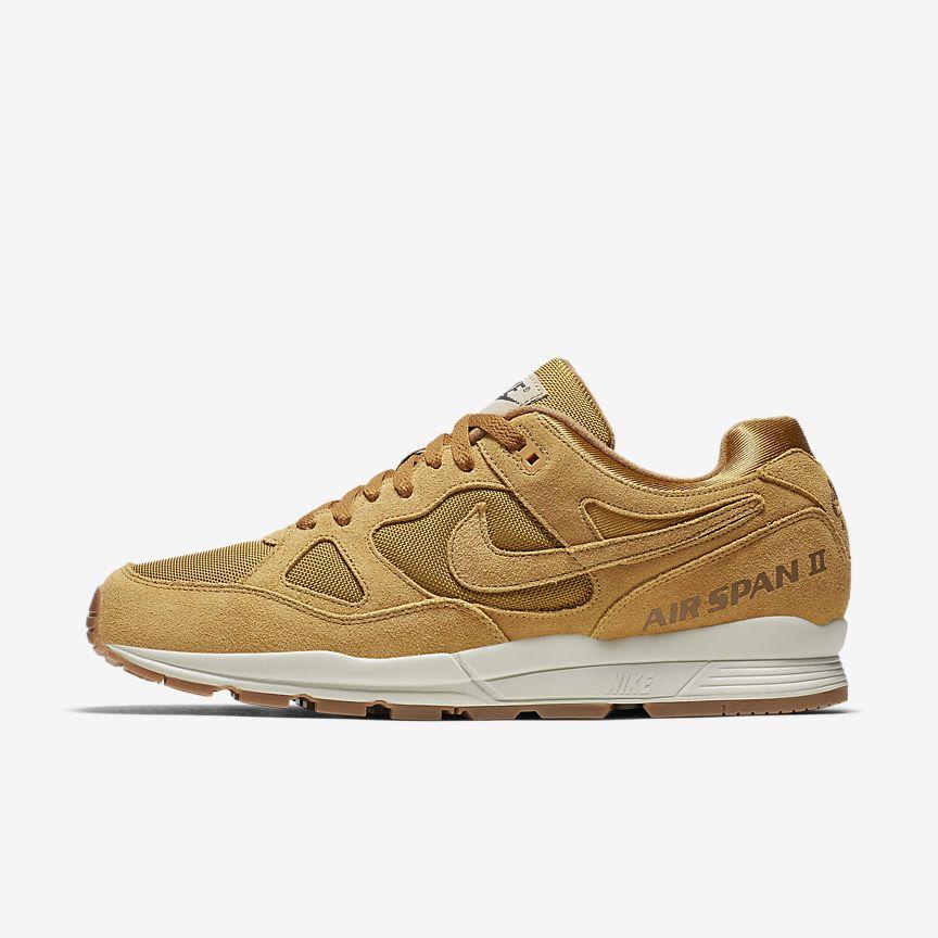 [Etudiants] Chaussures Homme Nike Air Span II Premium - Tailles au choix (Via Unidays)