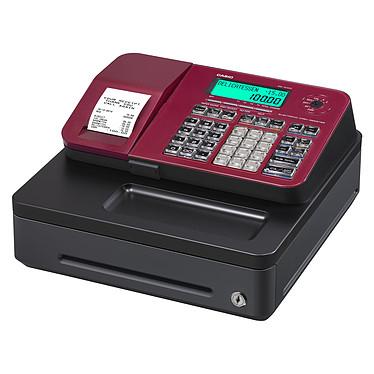 Caisse enregistreuse Casio SE-S100S - Rouge